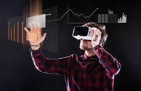 Virtual Reality In Finance'