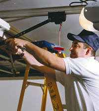 Relief with Garage Door Repair Los Angeles