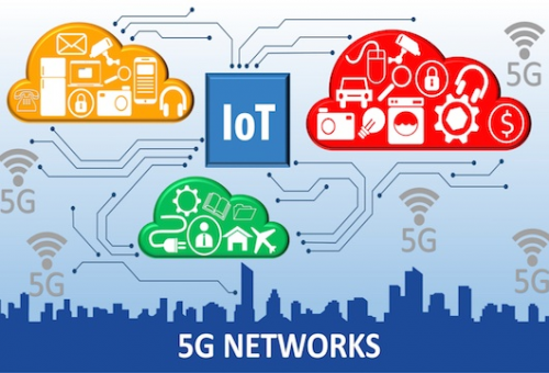 IoT and 5G'