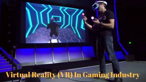 Virtual Reality (VR) In Gaming Industry'