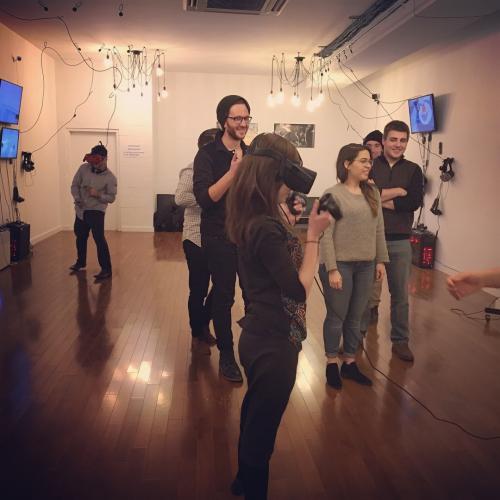 YokeyPokey offering Virtual Reality holiday parties this sea'