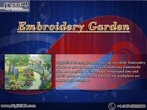 Company Logo For Embroidery Garden'