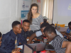 She hacks Africa bootcamp'