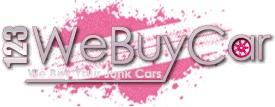 123 We Buy Cars'