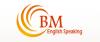 Logo for BM English Speaking'