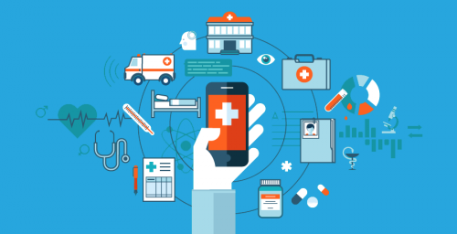 digital healthcare platform Market'