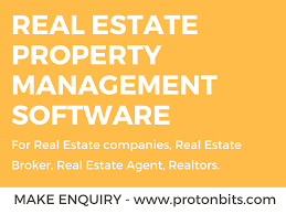 Real Estate Property Management Software'