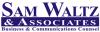 Logo for Sam Waltz & Associates LLC Business & Commu'