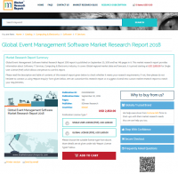 Global Event Management Software Market Research Report 2018