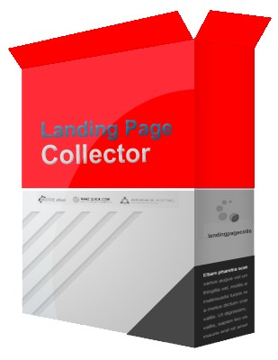 Landing Page Collector'