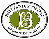 Logo for Brittanie's Thyme LLC'