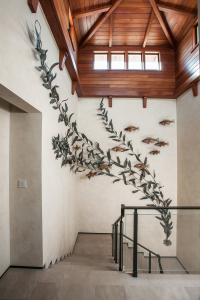 Custom Art Installation - Kelp Forest