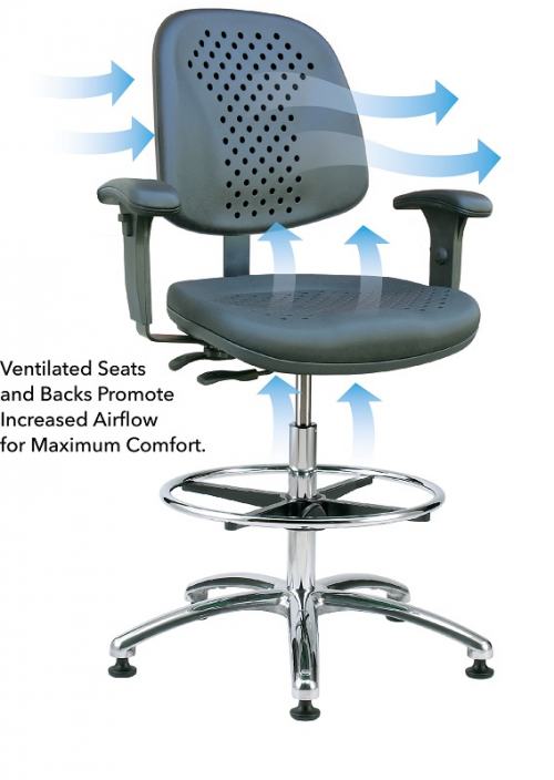 Ventilated Chairs'