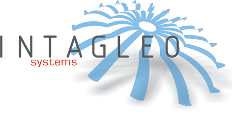 Logo for Intagleo Systems'