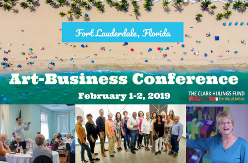 Art-Business Conference in Fort Lauderdale, February 1'