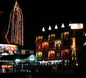 manali budget hotel'