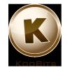 Logo for KooBits Pte Ltd'