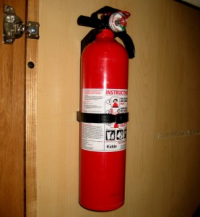 What Is Involved With The Care of Fire Extinguishers?