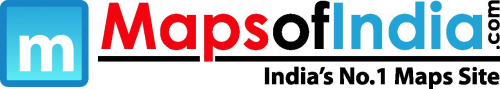 Logo for MapsofIndia'