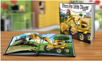 DinkleBoo Personalized Kids Storybooks