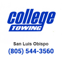 College Towing Logo