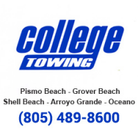 College Towing South Logo
