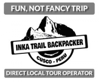 Inka Trail Backpacker Logo