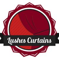 Lushes Curtains LLC Logo