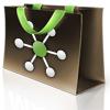 Logo for The HubMall Network'