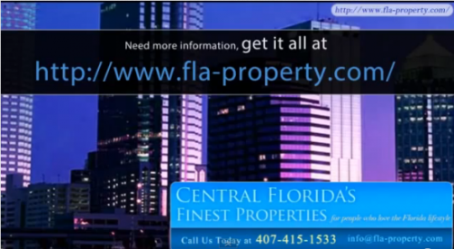 Winter Springs Florida Real Estate'