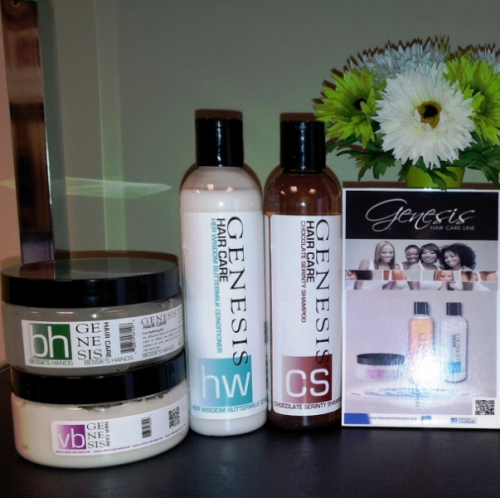 Hair Care System by Unique Creations'