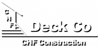 CHF Deck Co. Logo