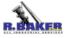Logo for R. Baker & Son All Industrial Services'