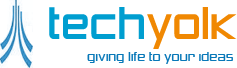 Logo for TECHYOLK'