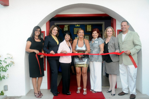 POWER WOMAN BUSINESS CENTER HOSTS RIBBON-CUTTING EVENTS FOR'