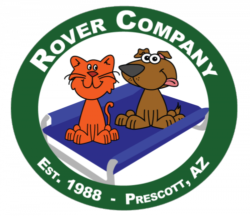 Logo for rover company'