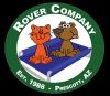 Logo for rover company'