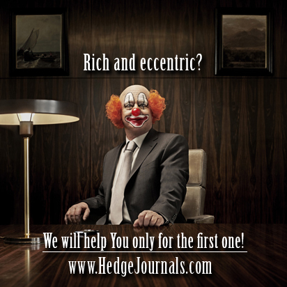 Get Rich With Hedge Journals Ltd.'