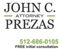 Law Office of John C. Prezas Logo