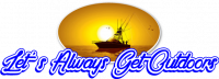 LetsAlwaysGetOutdoors.com Logo