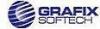 Logo for Grafix Softech'