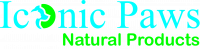 Iconic Paws Natural Products Logo