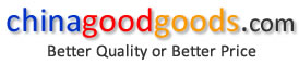 Logo for ChinaGoodGoods'