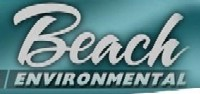 Beach Environmental Exterminating Logo