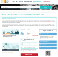 Global Dairy Automation Industry Market Research 2018