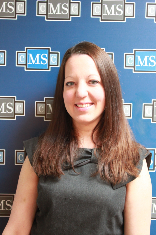 Lisa DeSantis, Continuing Education Manager, CMSC'