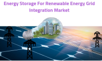 Energy Storage For Renewable Energy Grid Integration