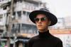 Aron Marble Rosso Levanto Roxxlyn Eyewear Collection'