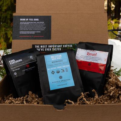 Earthrise Sampler Gift Box'