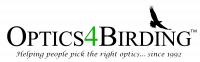 Optics4Birding Logo